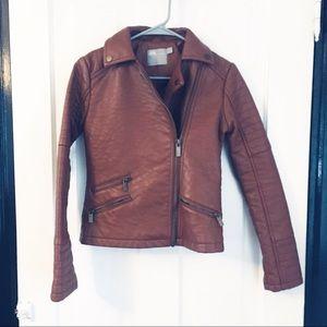 ASOS • Noisy May Faux Leather Jacket